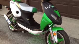 getlinkyoutube.com-150cc modified gy6 scooter