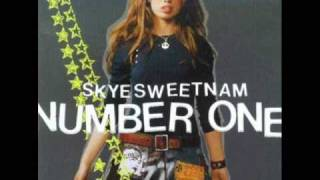 Skye Sweetnam - Number One (Alternate Mix)