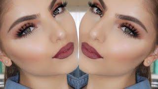 getlinkyoutube.com-Super Simple Fall Makeup Tutorial