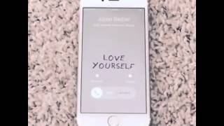 getlinkyoutube.com-Love Yourself - Justin Bieber IPhone Ringtone (Marimba Remix)
