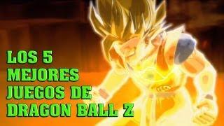 getlinkyoutube.com-Los 5 Mejores Juegos de Dragon Ball Z - Top 5