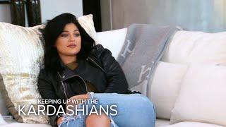 getlinkyoutube.com-KUWTK | Kim K. Gives Kylie Jenner Sisterly Advice on Insecurities | E!