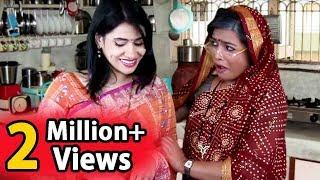 Saas - Bahu Comedy   Hindi Funny Jokes
