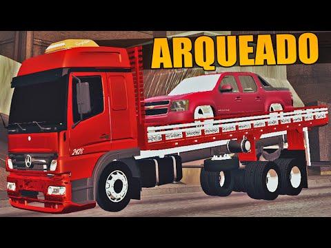 Caminhão com Camionete - GTA SA