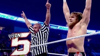 getlinkyoutube.com-WWE in 5 - Week of August  12, 2013