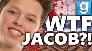 getlinkyoutube.com-KILLER JACOB SARTORIUS?!   Gmod Murder Maze Challenge