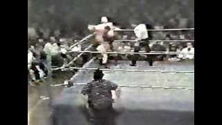 getlinkyoutube.com-WWWF - Ivan Putski vs Bulldog Brower with Captain Lou Albano