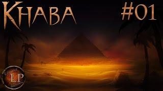 [BiXia] Khaba #01 - Meine Vorstellung im Grabmal des Pharaos! [Raum 1-8]