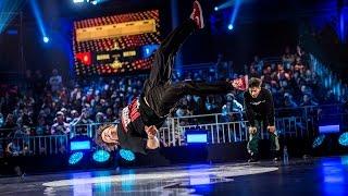 getlinkyoutube.com-Alcolil vs Victor - Quarter Final - Red Bull BC One World Final 2014 Paris