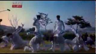 getlinkyoutube.com-140128 DBSK Catch Me! Running Man Episode 115