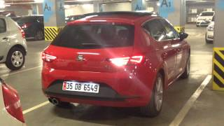 getlinkyoutube.com-Seat Leon  FR mk3  5F Custom Exhaust