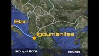 getlinkyoutube.com-Veetransport Griekenland - Cattle Cruiser
