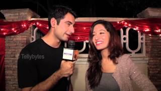 getlinkyoutube.com-In Conversation with Harshad and Preetika aka Zain and Aliya of Beintehaan
