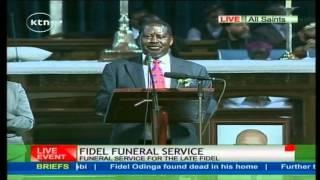 getlinkyoutube.com-Raila Odinga emotionally eulogizes his late son Fidel Odinga