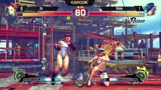 getlinkyoutube.com-[EVO 2014 USFIV] Zhi (Cammy) vs Shiron (Poison)