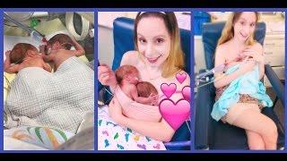getlinkyoutube.com-My 28 week old preemie twin babies! (Preterm birth on October 18)
