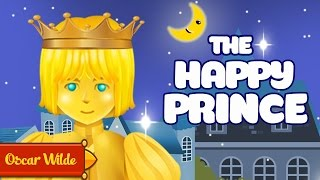 The Happy Prince | Bedtime Stories For Kids | Kid Saga TV [Full HD]