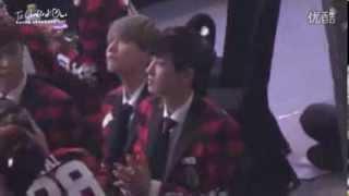 [140123-Seoul Music Award] Love Blossom ChanBaek