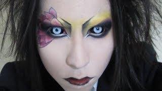 getlinkyoutube.com-「ナイトメア」- Nightmare - 柩メイク方法(化粧)Hitsugi Makeup Tutorial
