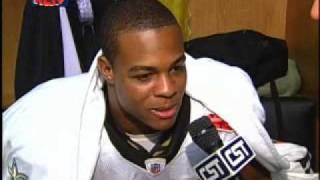 getlinkyoutube.com-Pierre Thomas Post Game Super Bowl Interview