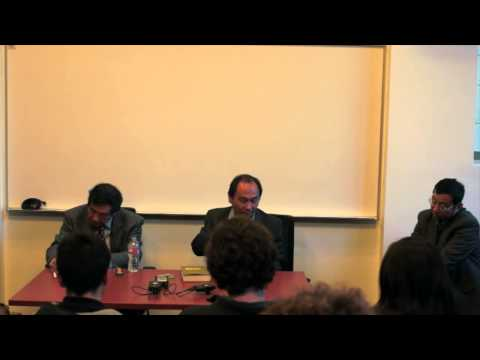 F. Fukuyama and TU Weiming Imagining Confucian Democracy: Institutional Challenges 2013.02.21