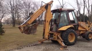 getlinkyoutube.com-Case Construction King for Sale | Case Construction King Backhoe | Case Construction Equipment