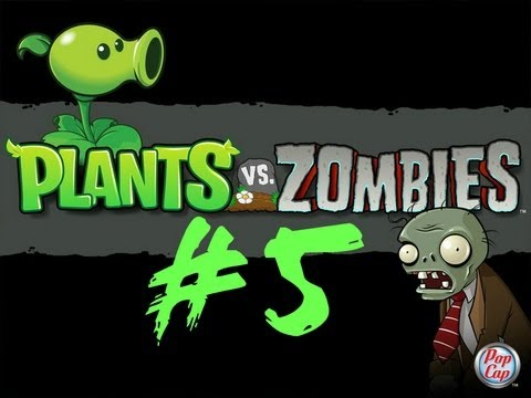بلانت فس زومبي Plants vs. Zombies #5