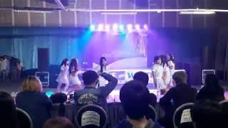 Yeochin - Fingertip + Navillera + Love Whisper (GFRIEND) @ KZoned 5