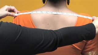 getlinkyoutube.com-How to measure a Blouse / Choli
