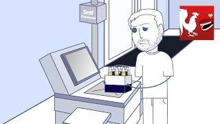 getlinkyoutube.com-The Legend of Drunk Matt – Rooster Teeth Animated Adventures 4K