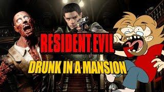 getlinkyoutube.com-HYPE & RAGE: Max Drunk In A Mansion (Resident Evil HD Remaster)