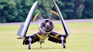 "getlinkyoutube.com-MOKI POWERED RC WARBIRDS ""GROWL"" ACROSS LMA RAF COSFORD - 2016"