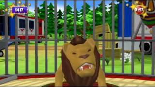 getlinkyoutube.com-Offizieller Release Trailer Playmobil Circus für die Wii