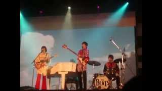 getlinkyoutube.com-The Beats- I Am The Walrus (John Lennon)