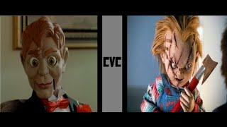 getlinkyoutube.com-Character VS Character Slappy VS Chucky