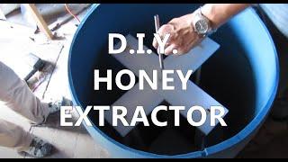 mudsongs.org: DIY Honey Extractor