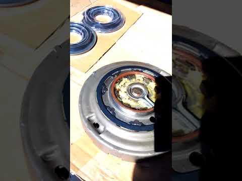 Демпфер сцепление powershift 6DCT450 Ford Kuga