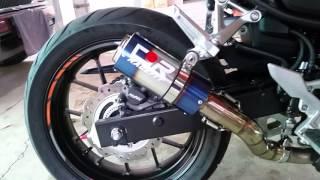 getlinkyoutube.com-CB500f 2016 ท่อทรง CR racefit