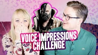 getlinkyoutube.com-VOICE IMPRESSIONS with my Brother!