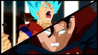 getlinkyoutube.com-Goku vs Superman - Official Trailer (MaSTAR Media)