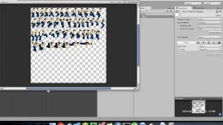 getlinkyoutube.com-Unity 4.3 2D Sprite Animation