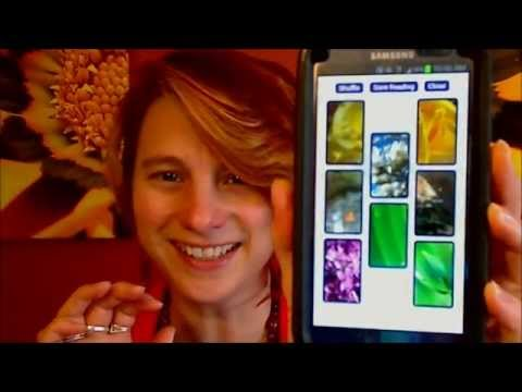 The Gratitude Tarot App
