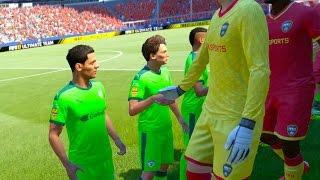 getlinkyoutube.com-THE SMALLEST TEAM VS THE TALLEST TEAM ON FIFA 17!!!