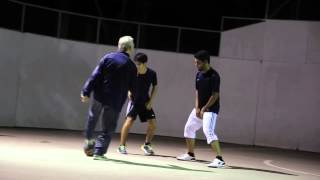 getlinkyoutube.com-Sean Garnier looked like an old man and shows incredible ability