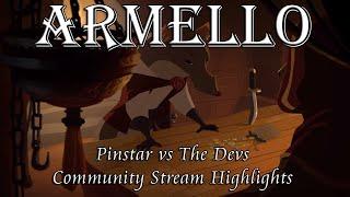 getlinkyoutube.com-Pinstar Plays Armello Vs League of Geeks