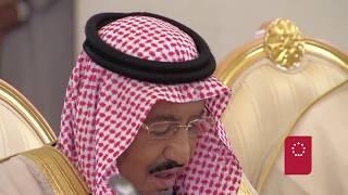 الملك سلمان: نؤكد على أهمية الحل السياسي في اليمن وفقاً للمبادرة الخليجية