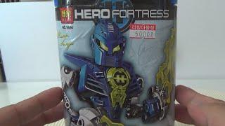 getlinkyoutube.com-Bela 히어로팩토리 중국 레고 짝퉁 HeroFortress 장난감 구입 조립기