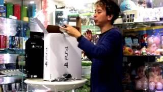 getlinkyoutube.com-搶先全港! 太空戰士15 LUNA限定版PS4 Slim主機開箱/ FF15 LUNA Limited PS4 Console Unboxing