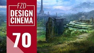 getlinkyoutube.com-Design Cinema – EP 70 - Let's Draw: Morrowind & Oblivion