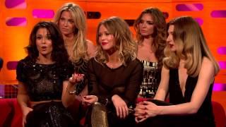 getlinkyoutube.com-Girls Aloud - Performance + Interview - The Graham Norton Show. 14 December 2012 HD.